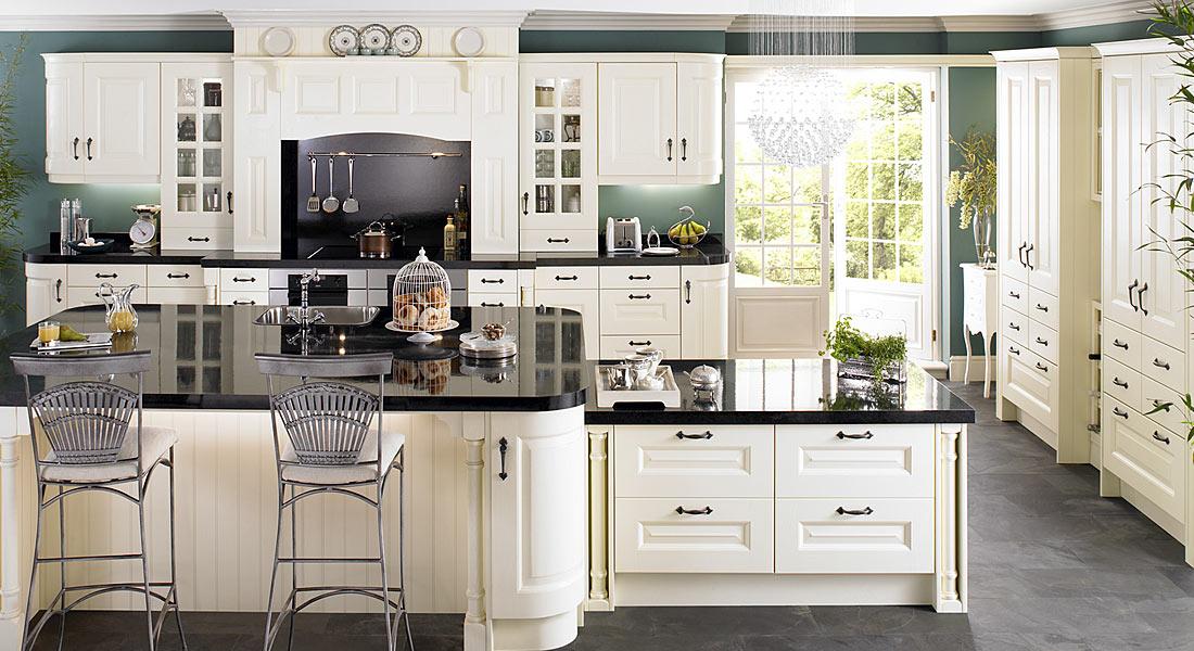 Glenwise Kitchens & Bedrooms  Our Reputation For Quality   -> Kuchnia Prowansalska Aranżacje